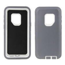 Hybrid Heavy Duty Shockproof Defender Case Cover Clip For Samsung S8 S9 S10 S10e