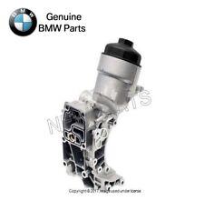 For BMW E60 525i 530i 2004-2005 Oil Filter Housing Genuine 11427519708