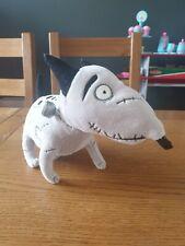 Disney Store Frankenweenie Sparky The Dog Soft Toy Plush Tim Burton