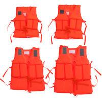 Polyester Adult Youth Kid Life Jacket Universal Swimming Boating Kayak Ski Vest