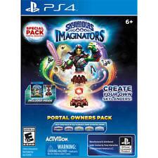 Skylanders Imaginators Portal Owners Pack PS4 Playstation 4 Adventure Game New
