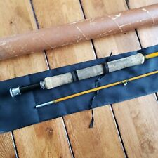 7' South Bend Bamboo Fly/Spinning rod