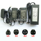 110-240V DC 12V 2A 3A 5A 6A 10A Power Supply Adapter For 3528 5050 LED Strip