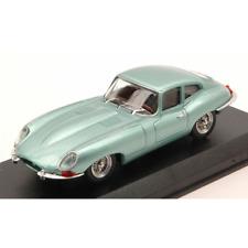 JAGUAR E COUPE' 1961 LIGHT GREEN MET.1:43 Best Model Auto Stradali Die Cast