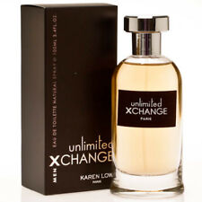XCHANGE UNLIMITED by Karen Low 3.4 oz. edt Cologne Spray * New In Box