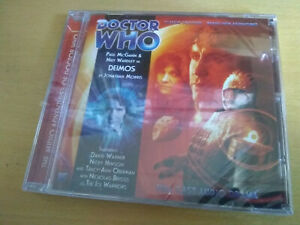 Big Finish CD, Doctor Who- Deimos, Paul McGann, NEW SEALED