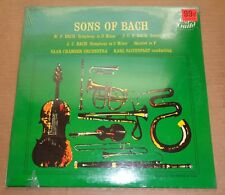 Ristenpart SONS OF BACH - Music Guild MS-104 SEALED