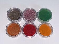 Lot Of 6 MAC Pigment Samples