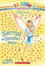Pet Fairies #5: Harriet the Hamster Fairy: A Rainbow Magic Book: By Meadows, ...