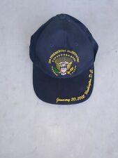 PRESIDENTIAL INAUGURATION HAT - 1/20/2005 BUSH/CHENEY