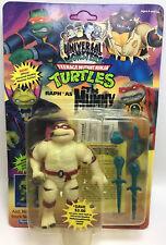 MOC Unpunched New Unopened Mint 1993 Raphael The Mummy Ninja Turtles TMNT Figure