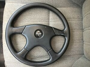 Honda Civic EG/EK Steering wheel Momo M36 KBA7013 Rare JDM EDM with Hub C4911