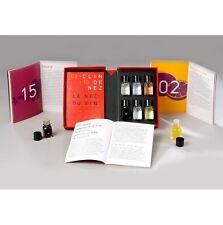 Le Nez du Vin - Le clin de nez, 6 arômes - Editions Jean Lenoir - français