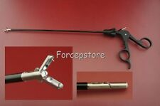 New 5x330mm Laparoscopic Biopsy Forceps With Spikes Laparoscopy