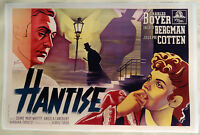 XL HiQ Facsimile of 1944 Gaslight Movie Poster~ 36 x 24 ~ French, Boris Grinsson