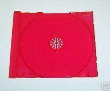 480 NEW STANDARD SINGLE CD RED TRAY, RUBY, RUBYTRAY