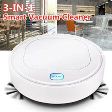 3IN1 Auto Rechargeable Smart Robot Vacuum Household Floor Cleaner Sweeping