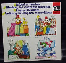 SIMBAD EL MARINO Y 3 TEMAS MÁS. AÑO 1972 -VER DETALLES-
