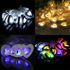 leds LED String Light Wire Wedding Party Fairy Xmas Lamp Waterproof String Light