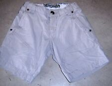 INDUSTRIE BOYS SMALL CHECKED SHORTS SZ 3