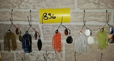 Lot Of 5 New BooYah Spinnerbaits  (Lot#836 )