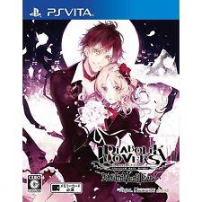 PS Vita DIABOLIK LOVERS Haunted Dark Bridal LIMITED V EDITION Japanese NEW