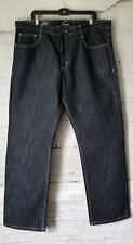 Red Diamond Mens Jeans Dark Wash Denim Size 40x32 New With Tags *>