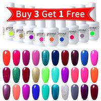 Ukiyo Gel Nail Polish Lacquer No Wipe Top Base Coat Manicure UV LED Soak Off