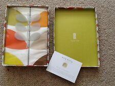 BNIB Pair of Orla Kiely Multi Stem Pillow Cases Housewife - 75cm x 50cm