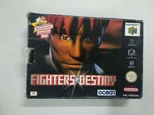 Fighters destiny - Nintendo 64 - N64 - PAL Completo