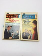 1965 ACE Books The MAN FROM UNCLE TV Series PB #3 And # 4