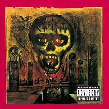 SLAYER CD - SEASONS IN THE ABYSS [EXPLICIT](2002) - NEW UNOPENED - ROCK METAL