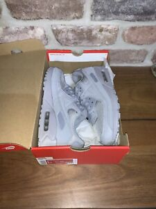 BRAND NEW AIR MAX 90 TRIPLE WOLF GREY