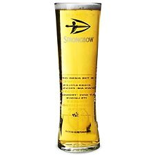 Strongbow Pint Glass 20oz CE Stamped Official Strongbow Heritage