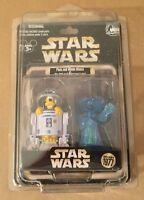 Disney Parks Star Wars Weekends Pluto & Minnie Mouse as R2-D2 Princess Leia Set