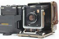 🔸Exc+5🔸 Wista 45 4x5 Large Format + Fujinon W 135mm f5.6 + Film Holders Japan