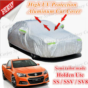 Holden Commodore UTE Qualiy Aluminum car cover waterproof UVproof Best car cover