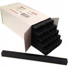 """Spotnails 87008B 22 Gauge Black Coated Upholstery Staples 1/2"""" length (200,000)"""