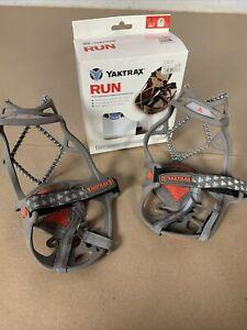 Yaktrax Run Ice Traction: LG