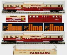 LIMA 320880 Vintage N.1 Coche Panorama Belvedere Trans Europe Express Escala N