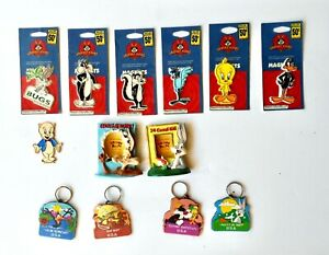 Looney Tunes Magnets, Keychains & Picture Frames
