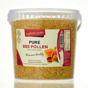 1.5kg Bee Pollen GRANULES Pure Raw Natural Rich in vitamins nutrients minerals