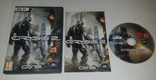 Crysis 2 ( PC DVD-ROM ) Game with Manual