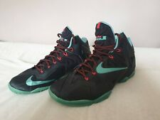 Lebron 11 XI Diffused Jade Crimson (UK 9)