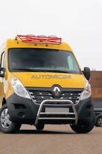 Frontbügel Bullenfänger Frontschutzbügel Rammschutz Opel Movano Reanult Master