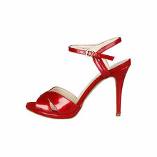 Made in Italia zapatos mujer sandalias rojo 78504 BDT 39