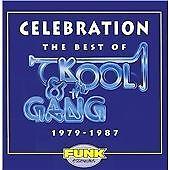 Celebration: The Best Of Kool & The Gang [1979-1987], Kool & The Gang, Very Good