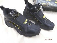 JT PAINTBALL SPORT SHOES,PRO SERIES MID TOP,TRAINER STYLE,BLACK,SIZE 6.5 UK,NEW