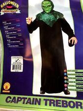 Green Alien Halloween Costume - Captain Trebor