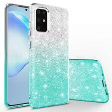 For Samsung Galaxy S20 Slim Shinning Bling Glitter Sparkle Case